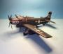 AD-4B Skyraider